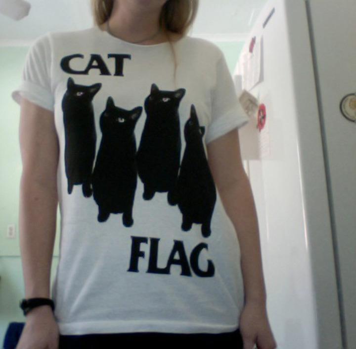 Catflag